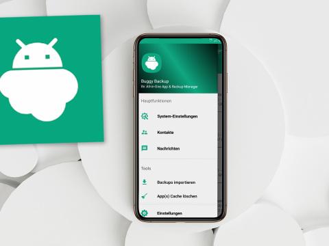 Backup für Android kostenlos: Google verschenkt 5-Euro-App