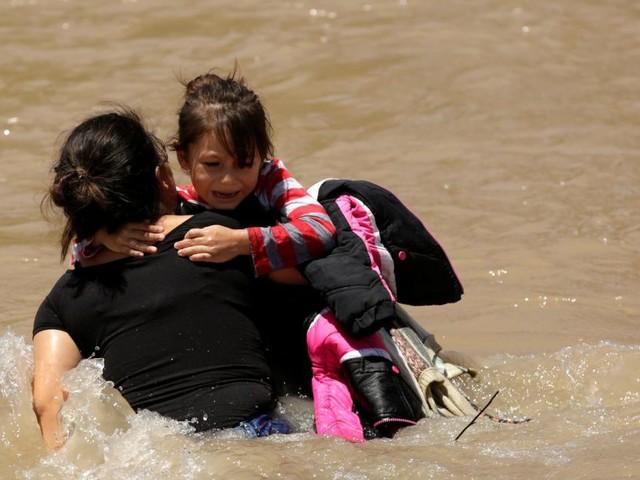 "Flüchtlingsdrama an US-Grenze: Tod auf dem Weg ins ""Gelobte Land"""