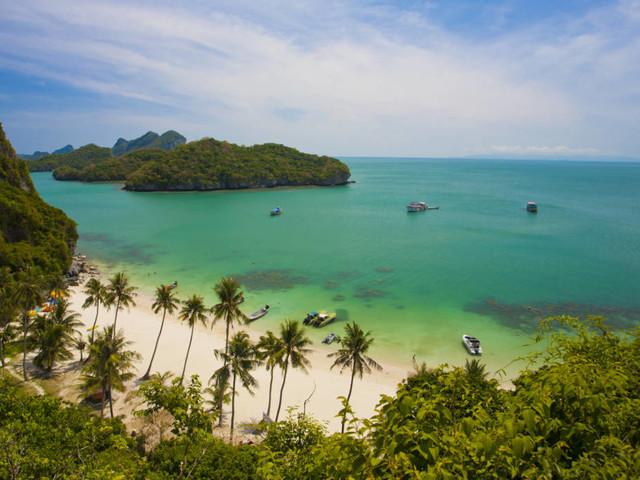 """In Thailand: Diese Trauminsel ist der Drehort von """"Bachelor in Paradise"""""""