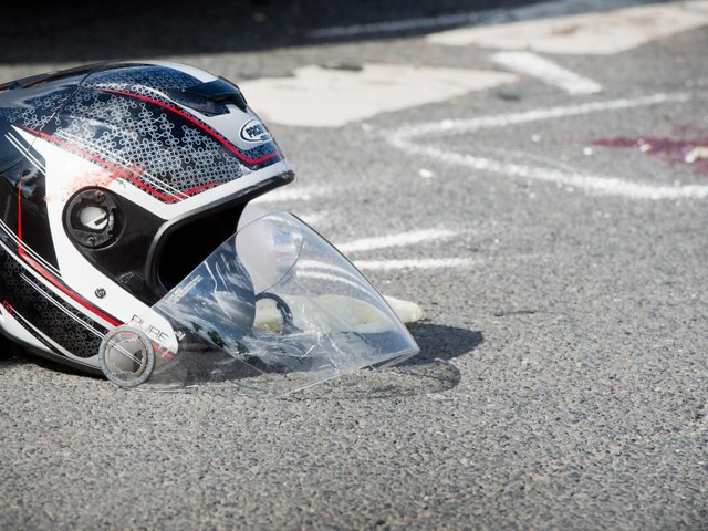 Steirer bei Motorradunfall in Kärnten verletzt