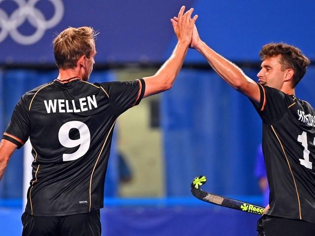 Hockey: Deutsche Hockey-Herren siegen bei Olympia zum Abschluss der Vorrunde