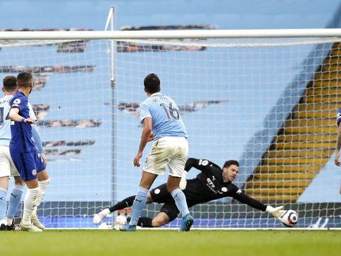 Premier League - Chelsea schlägt Man City: Guardiolas Meisterschaft vertagt