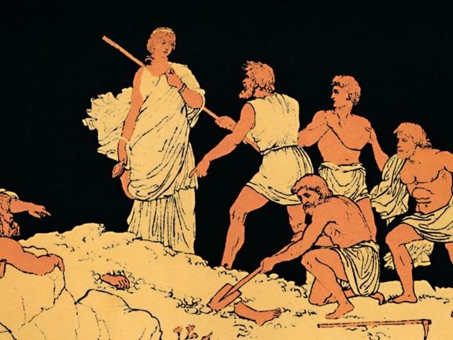 Frauen in der Öffentlichkeit: Willkommen in der Antike!
