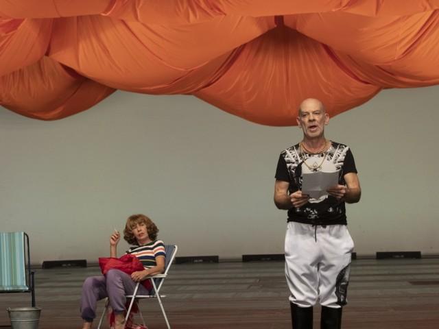 Volksbühne Berlin: Erst mal abhängen