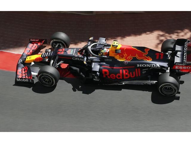 F1 GP Monaco 2021 - Ergebnis Training 1: Perez mit Bestzeit zum Auftakt