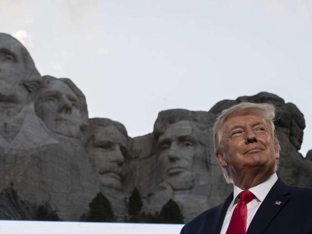 «Independence Day»: Trumps düstere Botschaft zum Unabhängigkeitstag