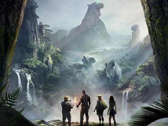"""Das Dschungelfieber bricht aus dank """"Jumanji: Welcome to the Jungle"""""""