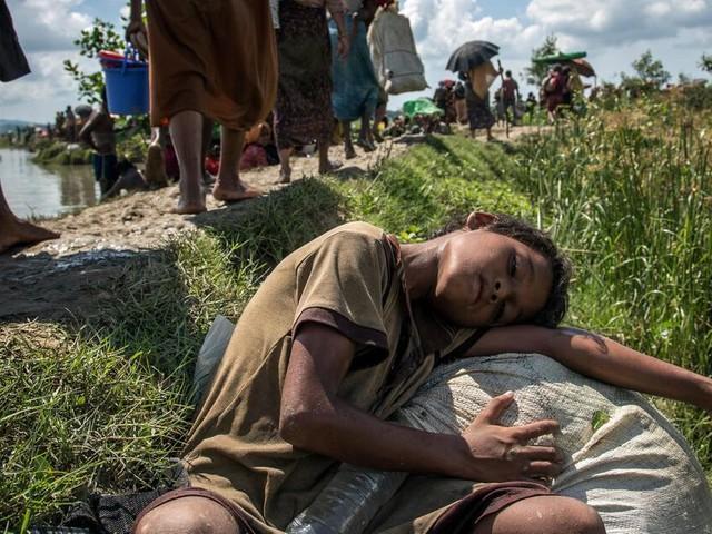 Rohingya fliehen aus Myanmar: Unmenschliche Zustände in den Flüchtlingslagern