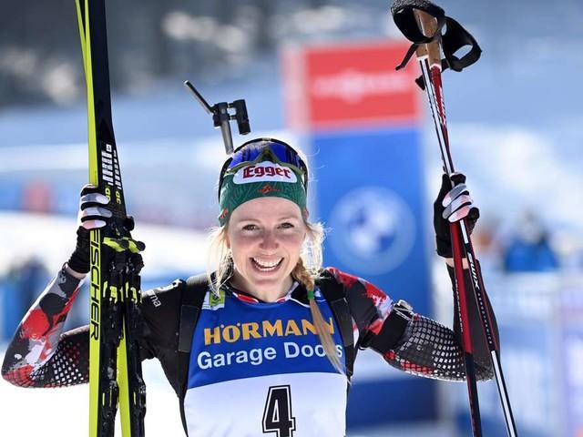Biathlon: Der Weg zu Olympia führt für Lisa Hauser über Ruhpolding