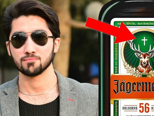 Wegen Kreuz im Logo: Strenggläubiger Muslim will keinen Jägermeister mehr trinken
