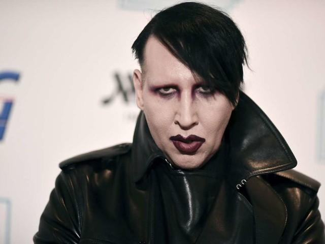 Vorwürfe bei Auftritt 2019: Marilyn Manson stellt sich der Polizei