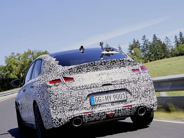 Hyundai i30 N: Alles auf den GTI