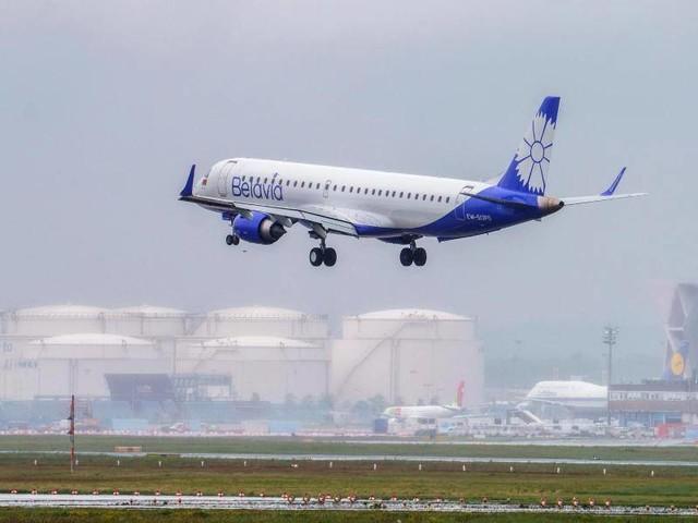 Sanktion in Kraft: EU schließt Luftraum für Flugzeuge aus Belarus