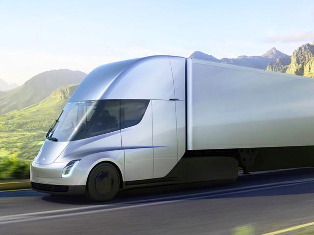 Tesla Semi: Monstertruck der elektronischen Art