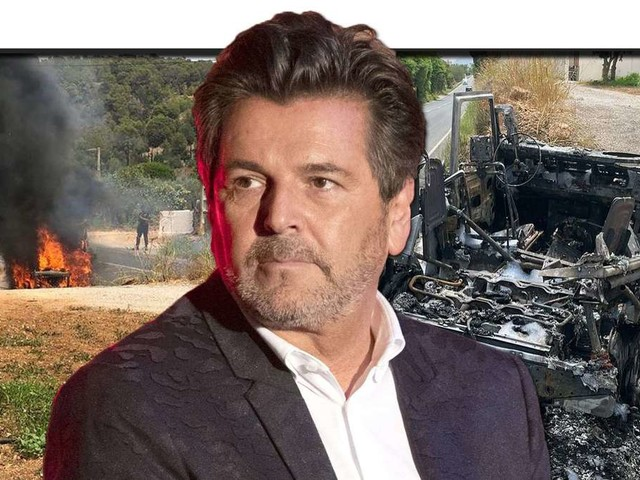 Thomas Anders Auto geht in Flammen auf - Schlagersänger kann sich retten