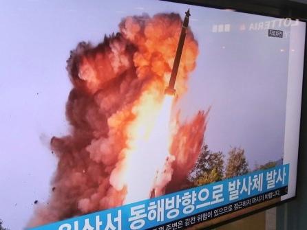 Vermutlich aus U-Boot: Nordkorea feuert erneut ballistische Rakete ab