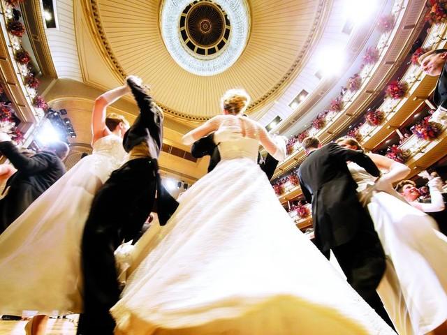 Der Wiener Opernball: Euer Auftritt bitte!