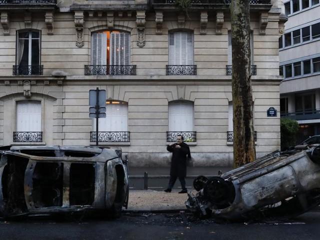"""""""Gelbwesten"""": Frankreichs Flächenbrand?"""