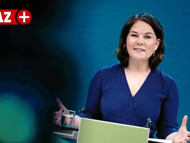 Kanzlerkandidatin: Moers und Umgebung: Grüne begrüßen Kandidatur Baerbocks