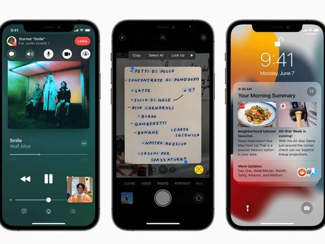 Entwicklerkonferenz von Apple: Diese Neuerungen bringt das iOS-Update