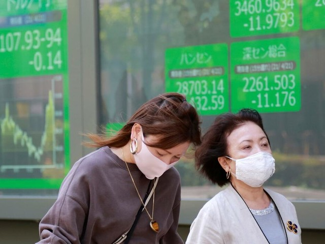 Asiatische Märkte: Asiatische Börsen wegen Evergrande-Krise und Fed angespannt