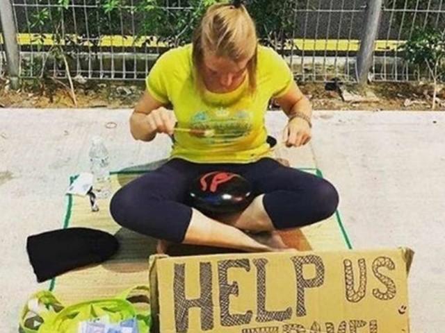 """""""Begpacker"""": Touristen betteln in armen Ländern um Reisegeld - die Einheimischen sind erbost"""