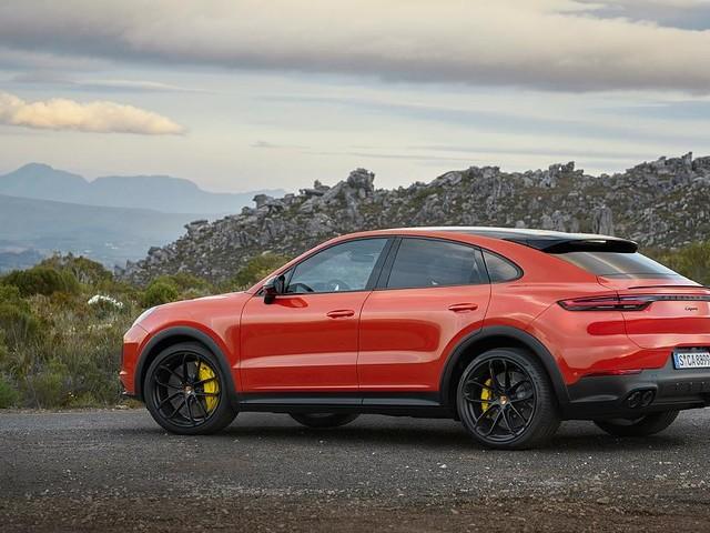 Weltpremiere Porsche Cayenne Coupé - Flacher, dynamischer, emotionaler