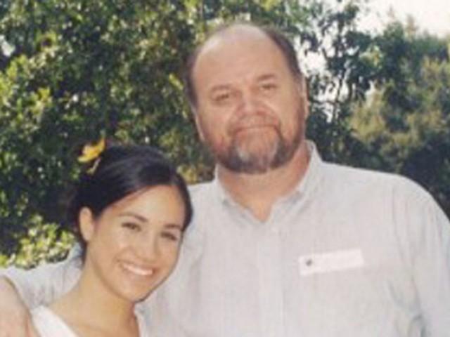 Ohne Herzogin Meghan: Ihr Dad feiert B-Day bei McDonald's