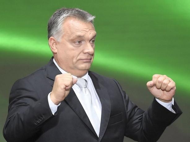 """Rede: Orban erklärt Ost-Mitteleuropa zur """"migrantenfreien Zone"""""""