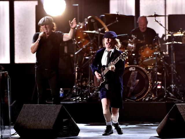 AC/DC-Schlagzeuger Chris Slade spricht über mögliches neues Album