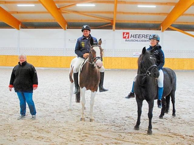 Münsterland: Reiter bleiben trotz Corona sattelfest