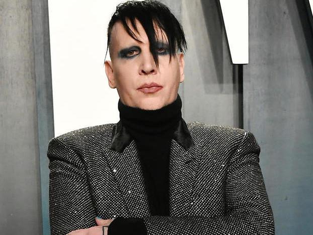 Per Haftbefehl gesucht: Marilyn Manson stellt sich der Polizei