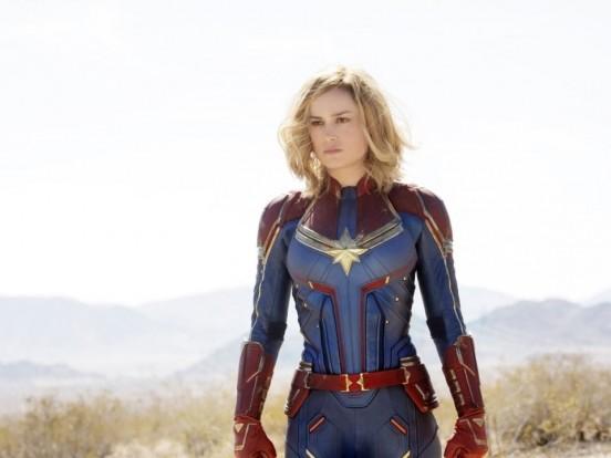 """""""Captain Marvel"""": Wiederholung online und im TV"""