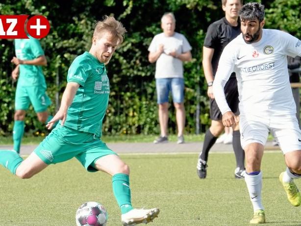 Fußball : Oberligist SpVg Schonnebeck kassiert erste Saisonniederlage