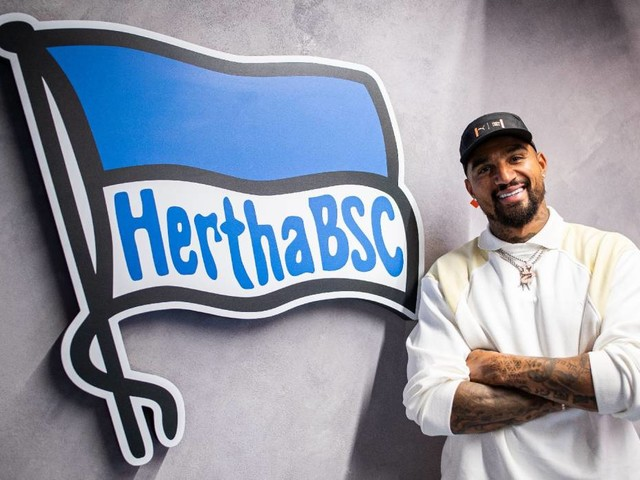 Bundesliga: Fix! Boateng kehrt zu Hertha BSC zurück