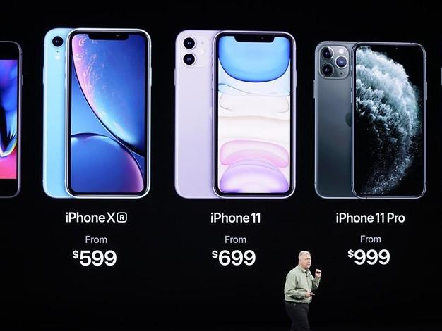Apple Keynote: Das kann das neue iPhone 11 Pro und das wird es kosten
