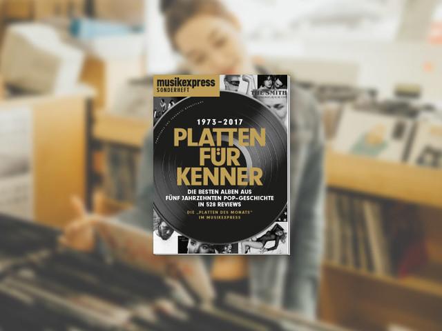 Verlosung: Musikexpress Sonderheft – Platten für Kenner 1973 – 2017