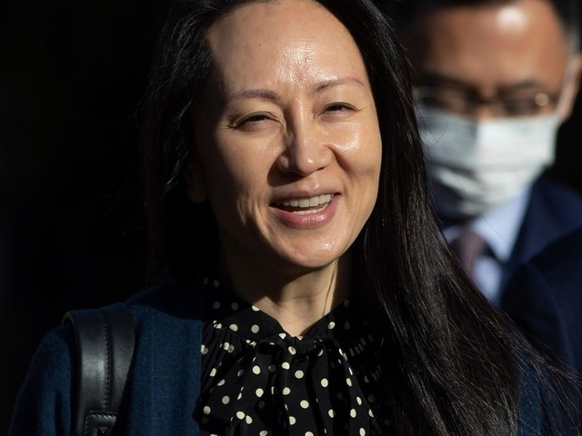 Gefangenenaustausch: Huawei-Konflikt: China entlässt zwei US-Bürger – behält aber deren Mutter