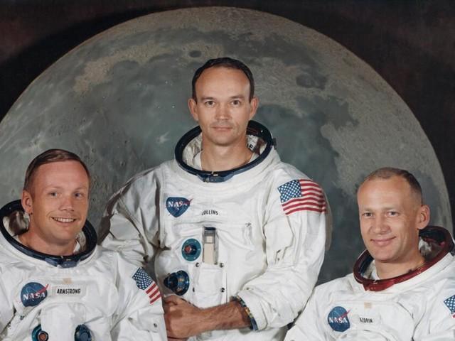 Armstrong, Aldrin, Collins: Drei Männer und der Mond