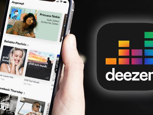 Deezer mit Offline-Funktion für die Apple Watch
