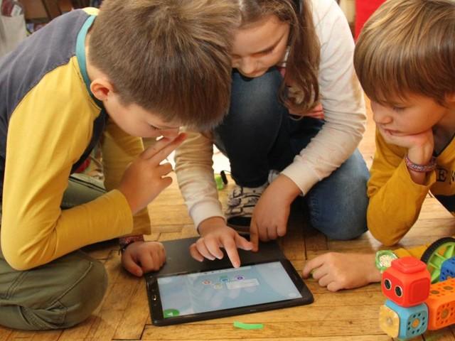 Spielend, spielerisch programmieren lernen