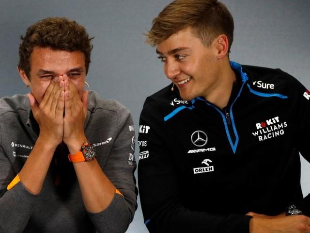 Norris, Russell und Co.: Die Formel-1-Jungstars als Fan-Lieblinge