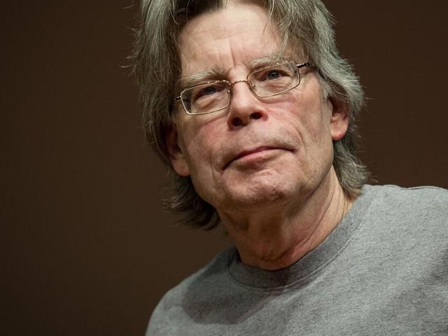Stephen King wird 70 - und der König der Angst denkt noch nicht ans Aufhören