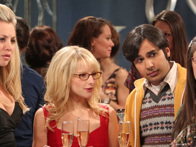 The Big Bang Theory: Rajs Schwester hat geheiratet