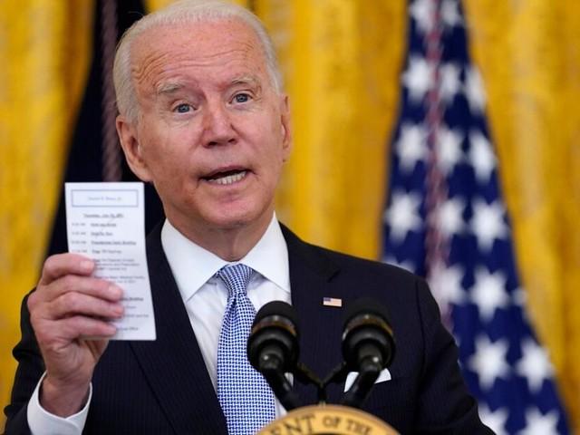 """Biden erhöht den Druck: """"Wenn Sie ungeimpft sind, stellen Sie ein Problem dar"""""""