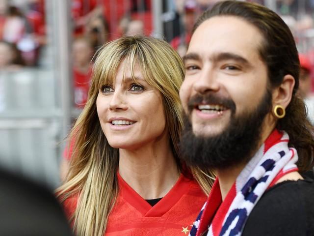 Heidi Klum beim FC Bayern: Das passierte wirklich vor der Mannschaftskabine