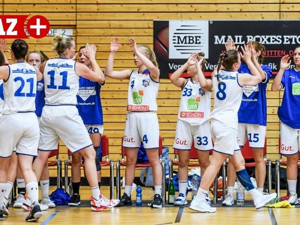 Basketball - Aufstiegsrunde: Astro Ladies Bochum schaffen Aufstieg in die 2. Bundesliga