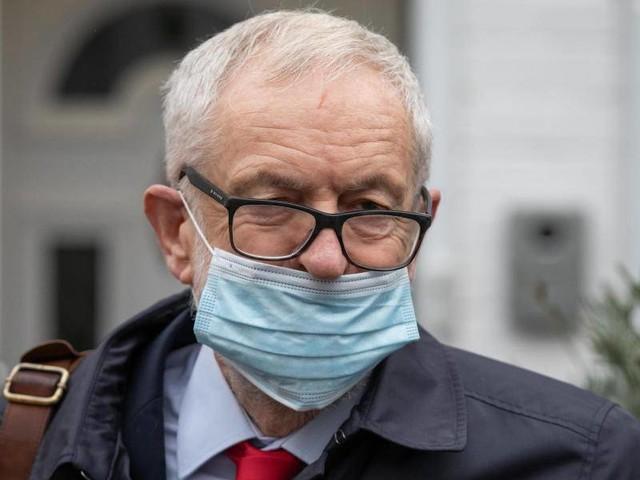 Großbritannien: Antisemitismus? Labour-Partei schließt Ex-Chef Corbyn aus