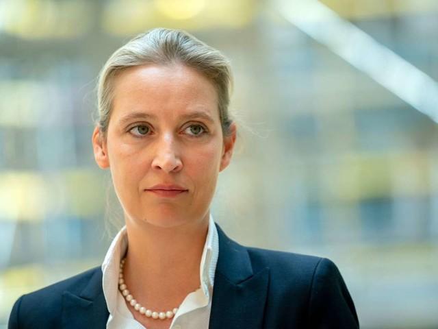 Alice Weidel: AfD-Spitzenkandidatin will sich vorerst nicht impfen lassen