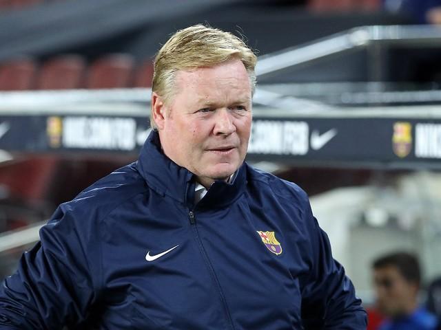 Eklat bei Pressekonferenz: Koeman mit bizarrem Auftritt bei Barça